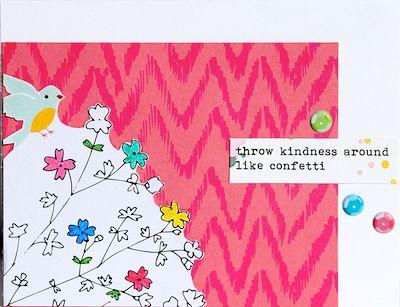 *MarCT* Kindness Card