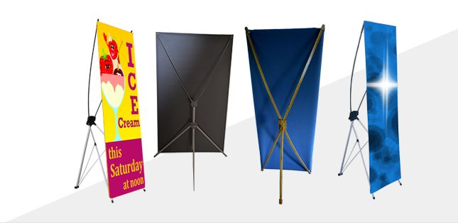 X Banner stands are most economical and versatile banner stands for display anywhere. 20% Off On #Xbannerstands Use Coupon Code:BOGO17 Exp:17 March 2016