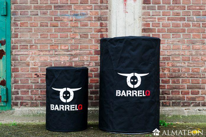 BarrelQ, le baril BBQ hyper tendance !  C'est un baril de 60 L transformé en barbecue ! Il est idéal pour le balcon, les petits jardins ou à transporter avec vous au parc ou à la plage.  En plus d'être un super barbecue, il sert aussi de brasier, meuble design, cuisine extérieure et table d'appoint. Il est particulièrement pratique à utiliser. La grillade à hauteur de taille ! Vous n'avez pas besoin de vous pencher pour atteindre la viande. Il est prêt à l'emploi, dès réception