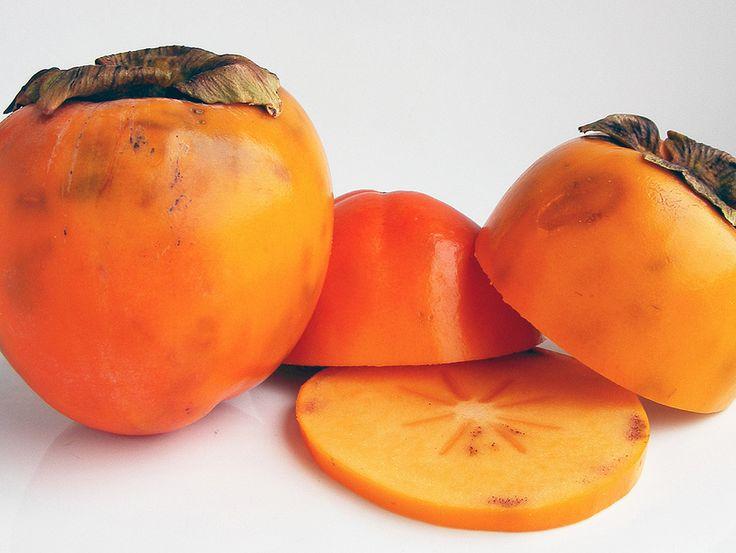 Kaki // Les in tropische vruchten - Moderne Hippies