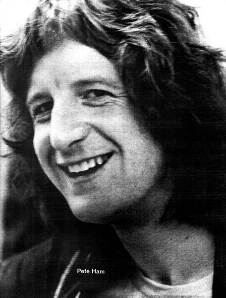 Keyboardist and guitarist of the British band Badfinger. Died from suicide by hanging on April 24, 1975