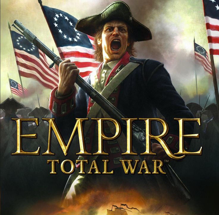 Empire : Total War [Online Game Code]  >Dominate the 18th century on land and sea. Command the seas, control the land, forge a new nation, and conquer the globe.  Empire: Total War takes the Total War franchise to the eighteenth century Age of Enlightenment  a time of political upheaval, military advancements, and radical thought, captured in stunning detail in Empire: Total War.