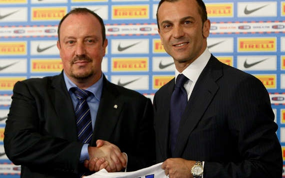 I really do not see the point in appointing this man... hopefully Di Matteo finds a new team soon