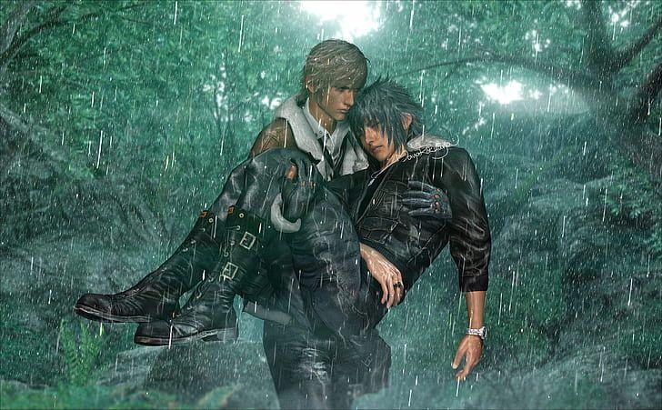 Hd Wallpaper Final Fantasy Final Fantasy Xv Ignis Scientia Noctis Lucis Caelum Wallpaper Flare Final Fantasy Final Fantasy Xv Final Fantasy Xv Wallpapers