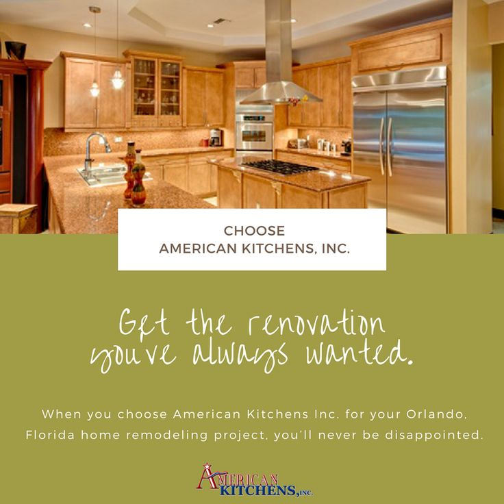 The Best What We Do Images On Pinterest American Cuisine - Bathroom remodeling contractors orlando fl