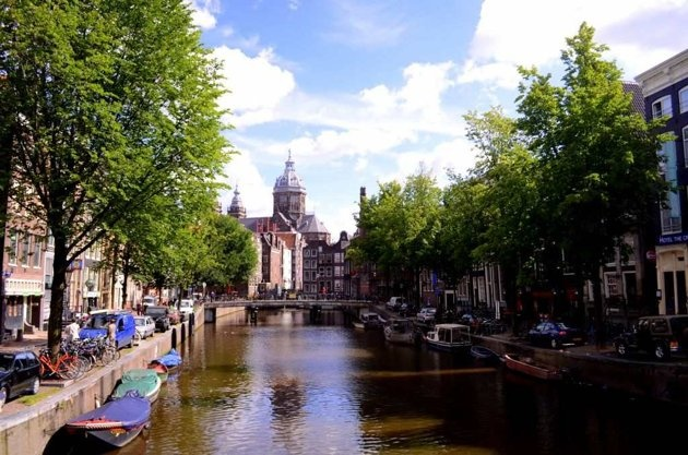 Amsterdam's heart and soul are in its canals.