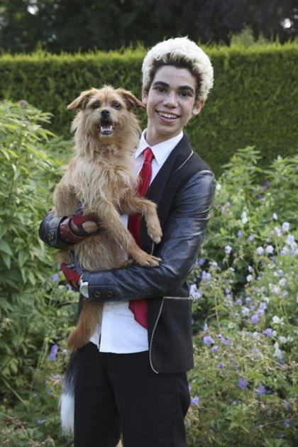 Descendants Carlos & Dude       nice movie :)