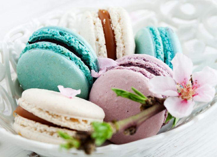 Francouzská delikatesa. Kurz výroby makronek
