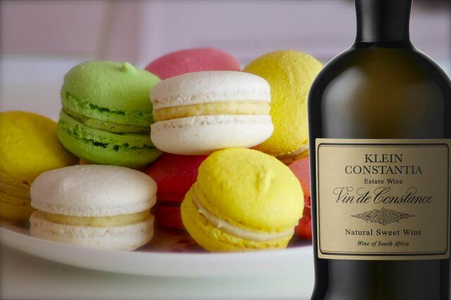 Klein Constantia Wine Estate - in the Constantia Winelands, nestled against the mountains, in the Southern Suburbs of Cape Town. Vin de Constance, is globally renowned. A dessert wine which is vaunted as one of the BEST in the world. With macaroons.....a complete sensory treat. Visiting the Estate and the others in the area, making it a day of tasting - wines and food - a sensory experience of note.