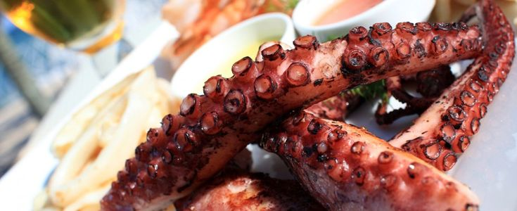 7 modi di cucinare il polpo