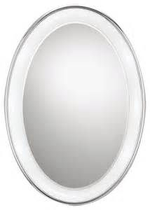 Oval Bathroom Mirrors With Lights - The Best Image Search