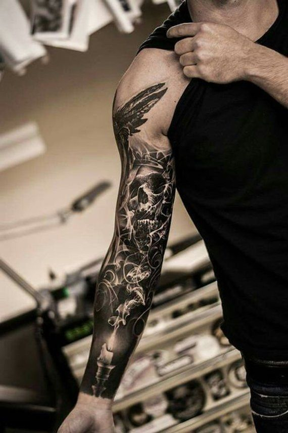 Tattoos for Men and Women #tattoo #tattoosideas #t…