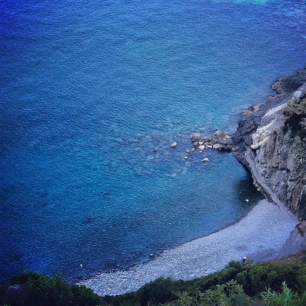 Visions after a morning running! #Cinqueterre #Riomaggiore