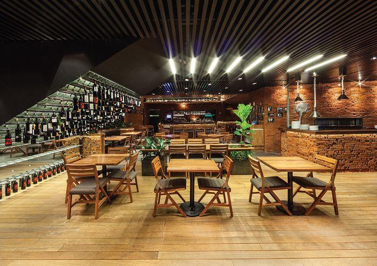 373 best arch | restaurant + bars + cafes images on Pinterest ...