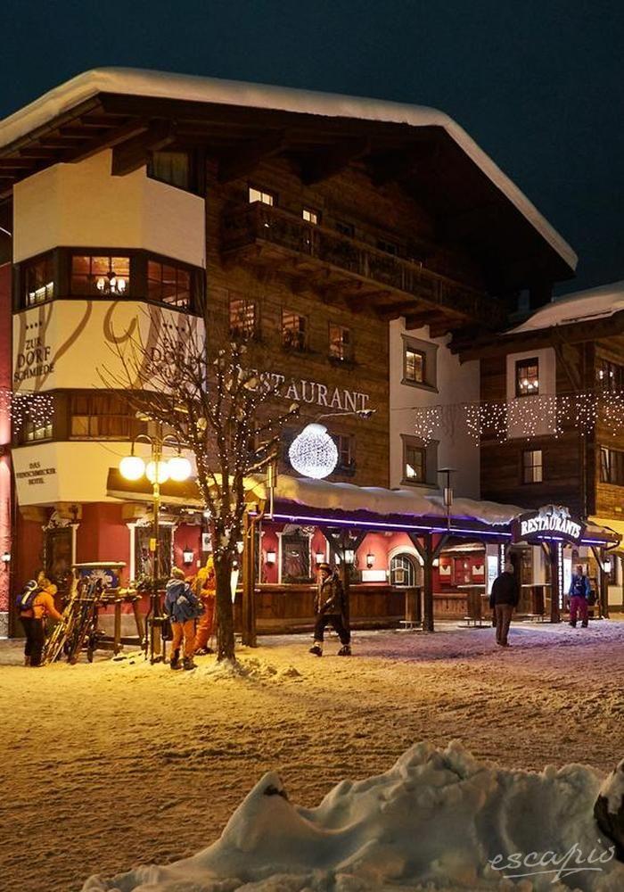 Hotel zur Dorfschmiede in Saalbach-Hinterglemm, Österreich