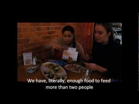 Welcome to the first episode of Two Girls and Food!   Come join us as we explore Iguanas Ranas Taqueria, an authentic Mexican restaurant found in Middletown, CT.  TGIF!