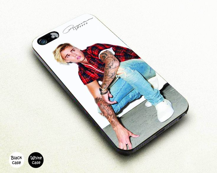 Justin Bieber With Signature Case iPhone 4 5 6 6s Plus Samsung iPod Purpose Case