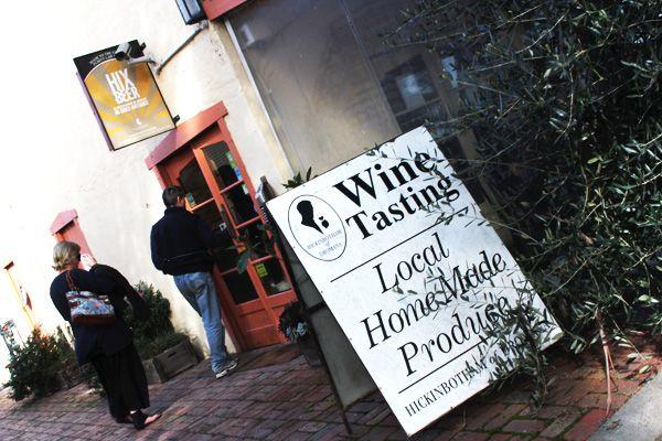 Dromana // Hickinbotham Winery