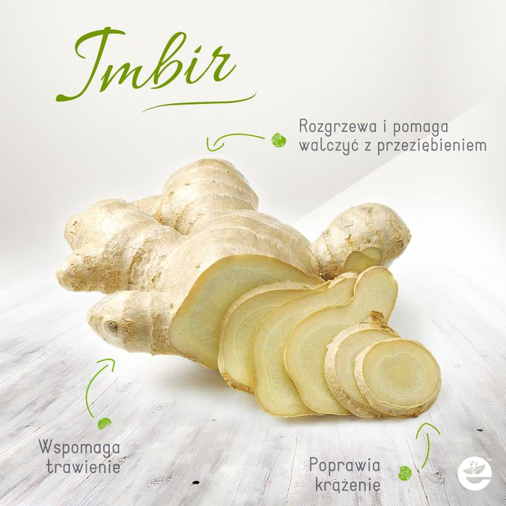 Ginger supports digestion and warms up - add it to tea :) Imbir - wspomaga trawienie i rozgrzewa - będzie idealny w te święta :) #Happyeaster