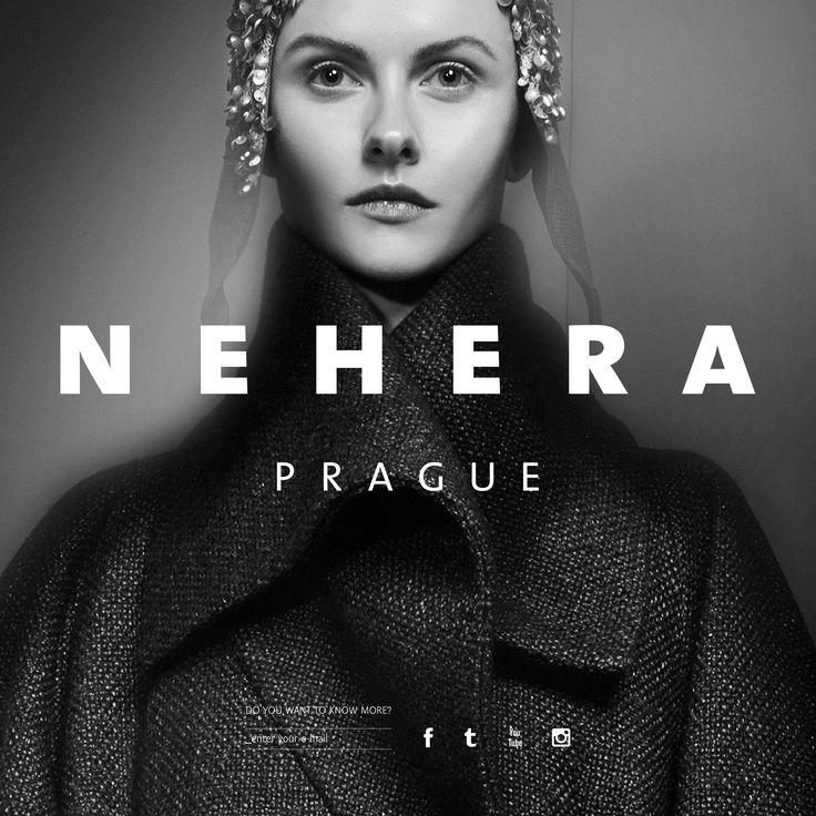 NEHERA PRAGUE / identity / visual / logotype