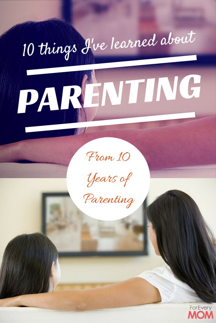 every parent needs to know