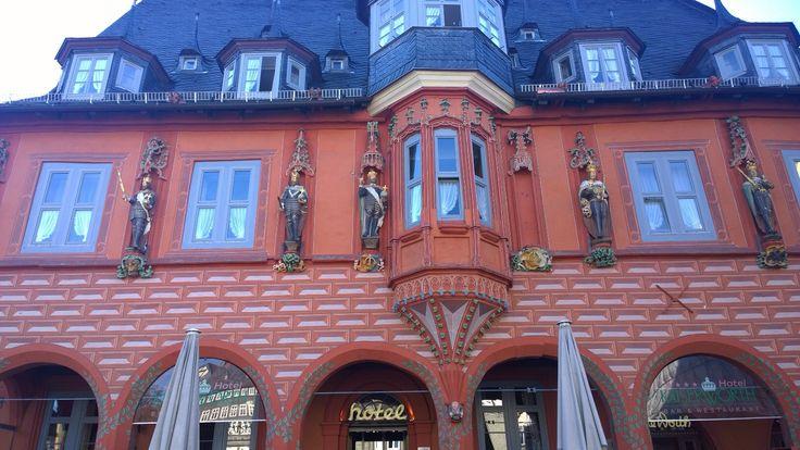 #Kaiserworth Hotel - #Goslar