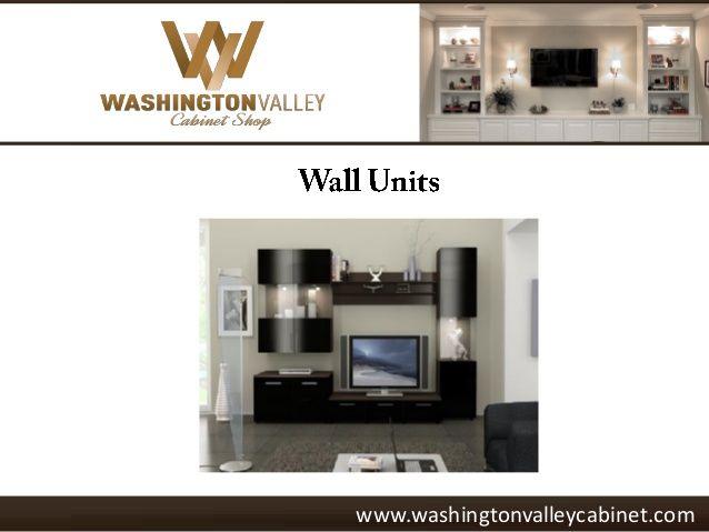 9 best Wall Units in Warren NJ images on Pinterest | Wall units ...