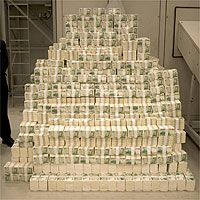 money just laying around waiting for me to spend to generate more money coming to me!!!