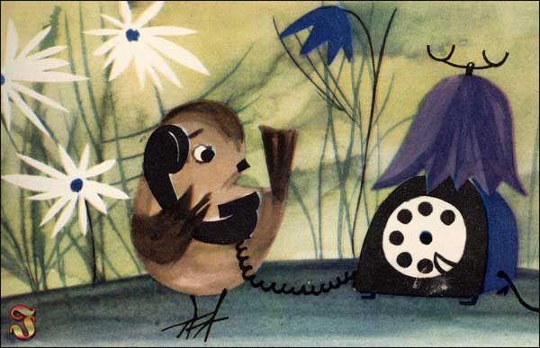 Sparrow Elemelek ...by Hanna Łochockiej , 1962 Illustrated - Zdzislaw Witwicki.