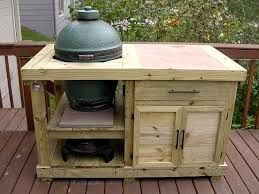 Image result for big green egg outdoor modern