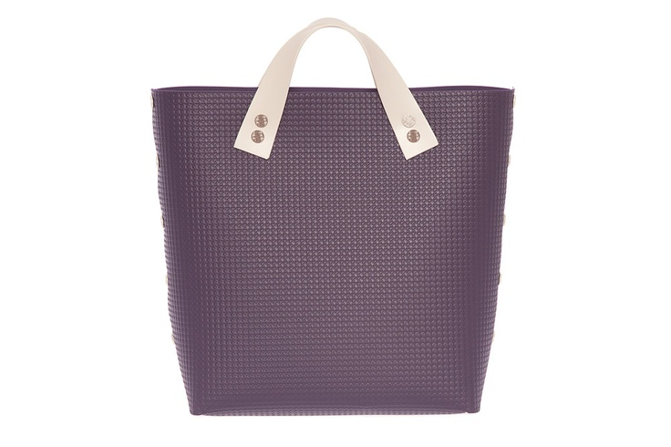 Bernarda Handbag TWO SHORT Violet