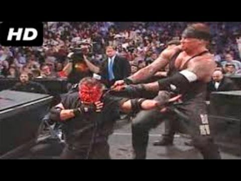 WWE Undertaker vs Vince McMahon | Undertaker nearly killed Vince McMahon...