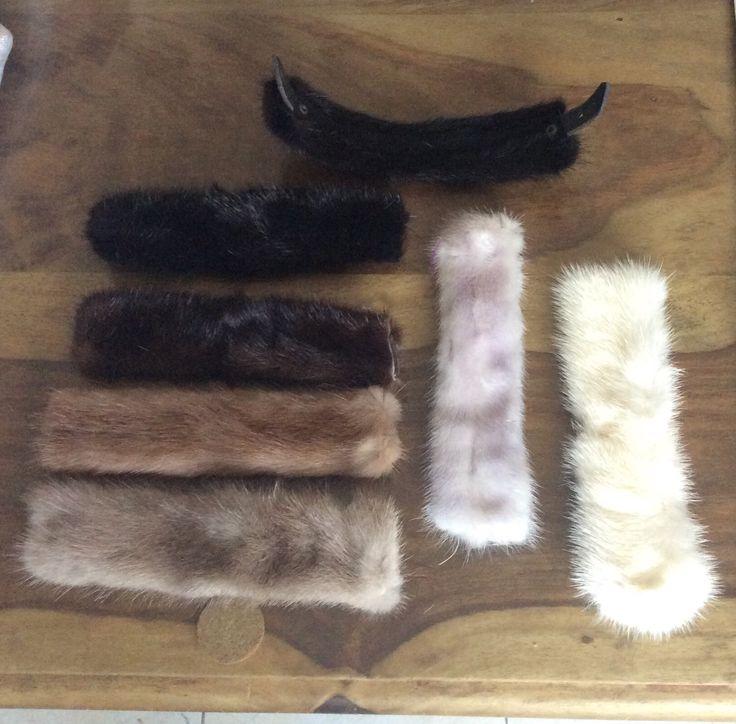 Le chouchou de ma boutique https://www.etsy.com/fr/listing/263517180/manchettes-bracelet-fourrures-de-vison