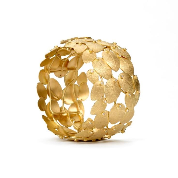 Breeze collection #gold #bracelet by Annoushka Jewellery