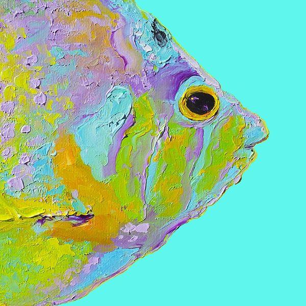 Tropical Fish  #tropicaldecor #bathroomwalldecor #bathroomdecor #coastaldecor