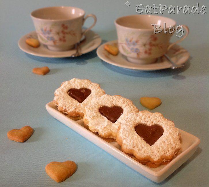 Biscotti con la panna - Ricetta San Valentino