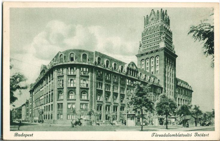 Ismeretlen Budapest: A Keleti pályaudvar közelében állt az ország első felhőkarcolója | 24.hu