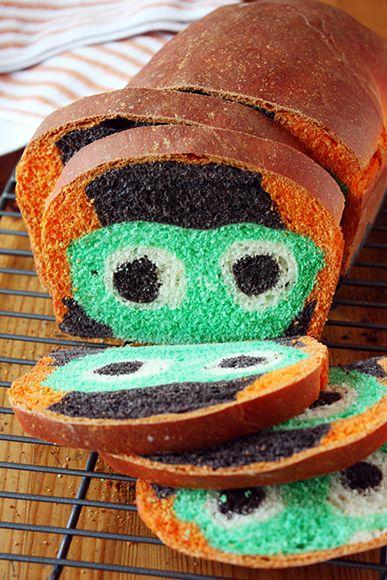 Closeup of Monster Bread