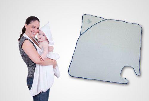Cuponatic.com | Para el Cuidado de Tu Bebe! Paga $8.990 por Toalla Delantal + Toalla pequeña para el Baño Hipo alergénica con Retiro o Despacho. Elige tu cupón!