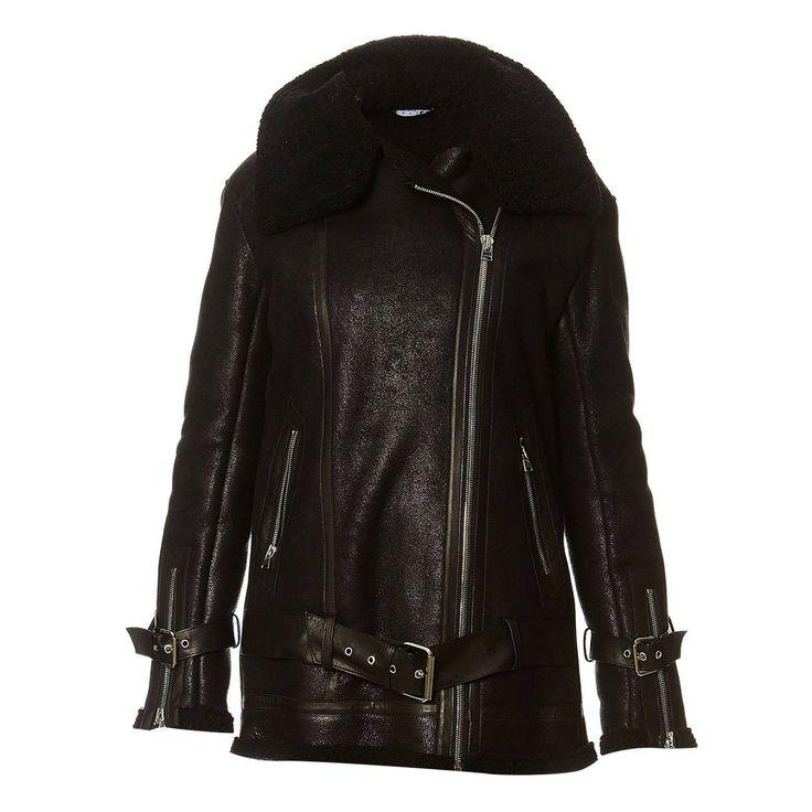 les 25 meilleures id es de la cat gorie manteau en peau de mouton sur pinterest veste peau de. Black Bedroom Furniture Sets. Home Design Ideas