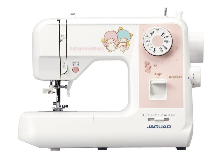 電子ミシン SAN-2013KK|画像をクリックすると製品詳細をご覧いただけます◎  Electronic Sewing Machine SAN-2013KK|Click image for product details◎ #JAGUAR #sewingmachine