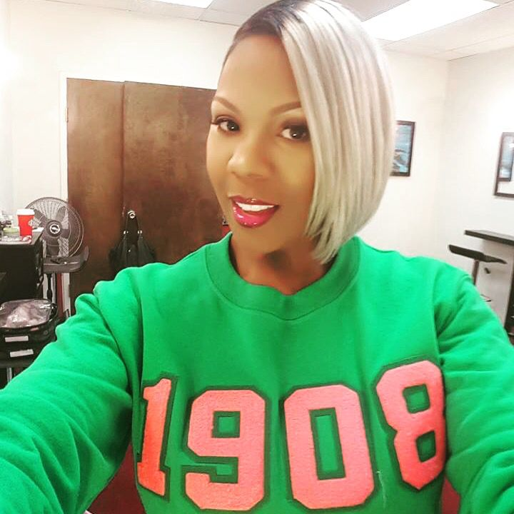 Alpha Kappa Alpha 1908 Sweatshirt 1908 AKASorority