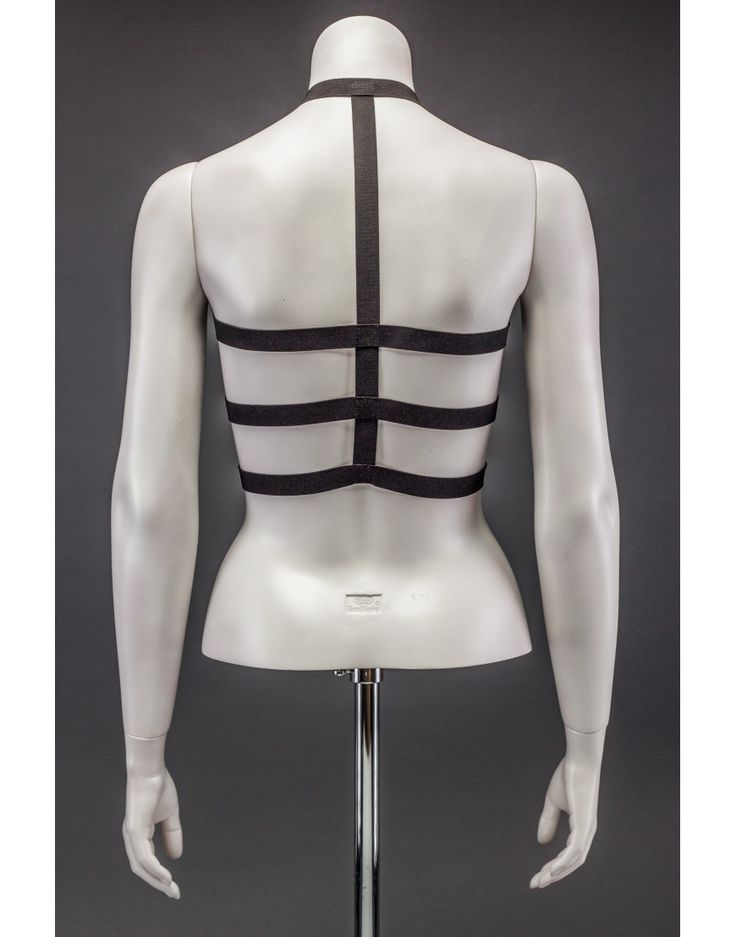 Cage Body Harness Lingerie