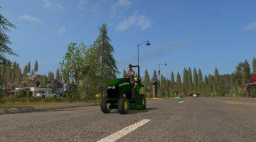 JOHN DEERE MOWER PACK [FIXED] V1.3 FS17 - Farming Simulator 17 mod / FS 2017 mod
