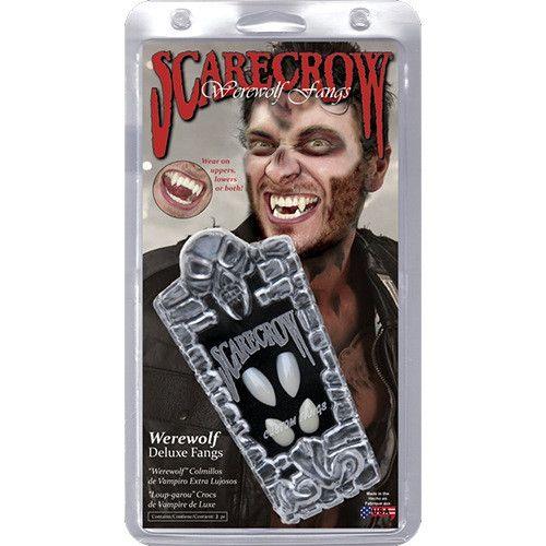 Scarecrow Deluxe Custom Werewolf Fangs
