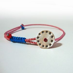 March bracelet  https://www.facebook.com/The.red.button/