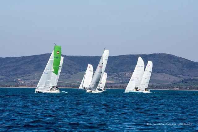 Campionato italiano Mini: diario di bordo Da venerdì 17 a domenica 19 marzo 2017 la Classe Mini 650 è stata impegnata nella prima regata del campionato italiano: l'Arcipelago 650.  Si tratta di una prova offshore, della lunghezza approssima #vela #regata #mini