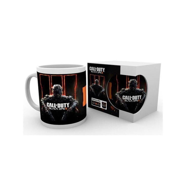 Call Of Duty Black Ops 3 Cover - Mug