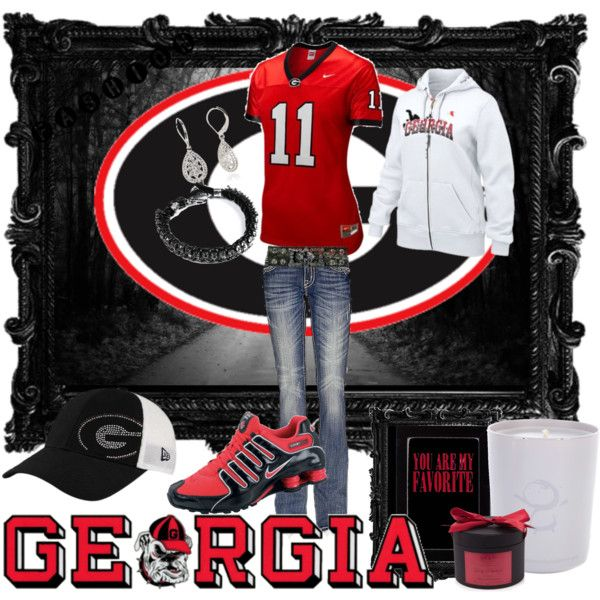 Game day clothes