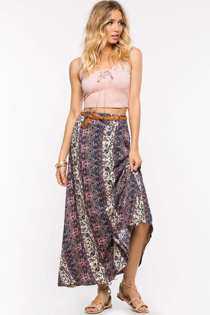 Venezia Maxi Skirt